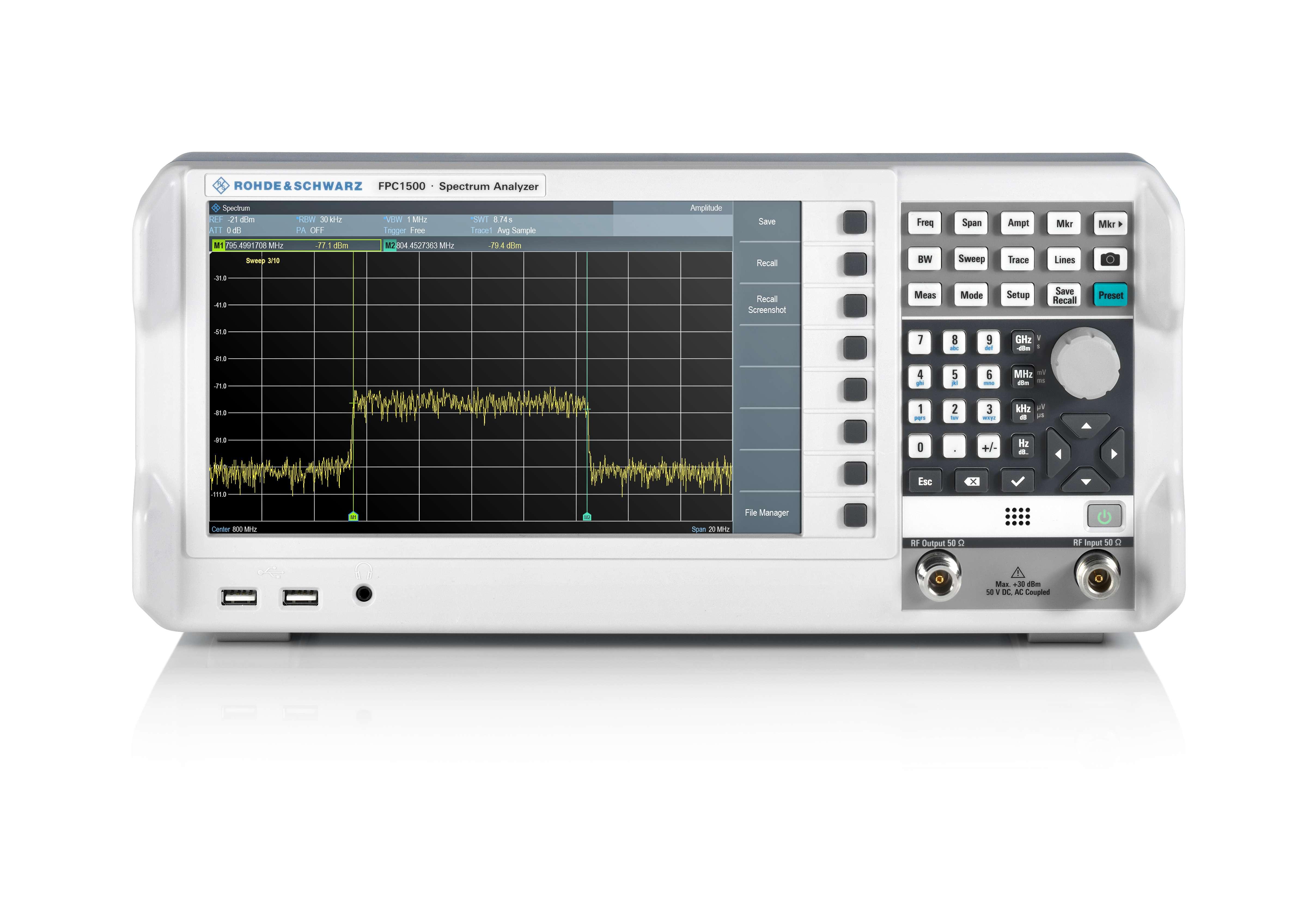 R&S®FPC 频谱分析仪