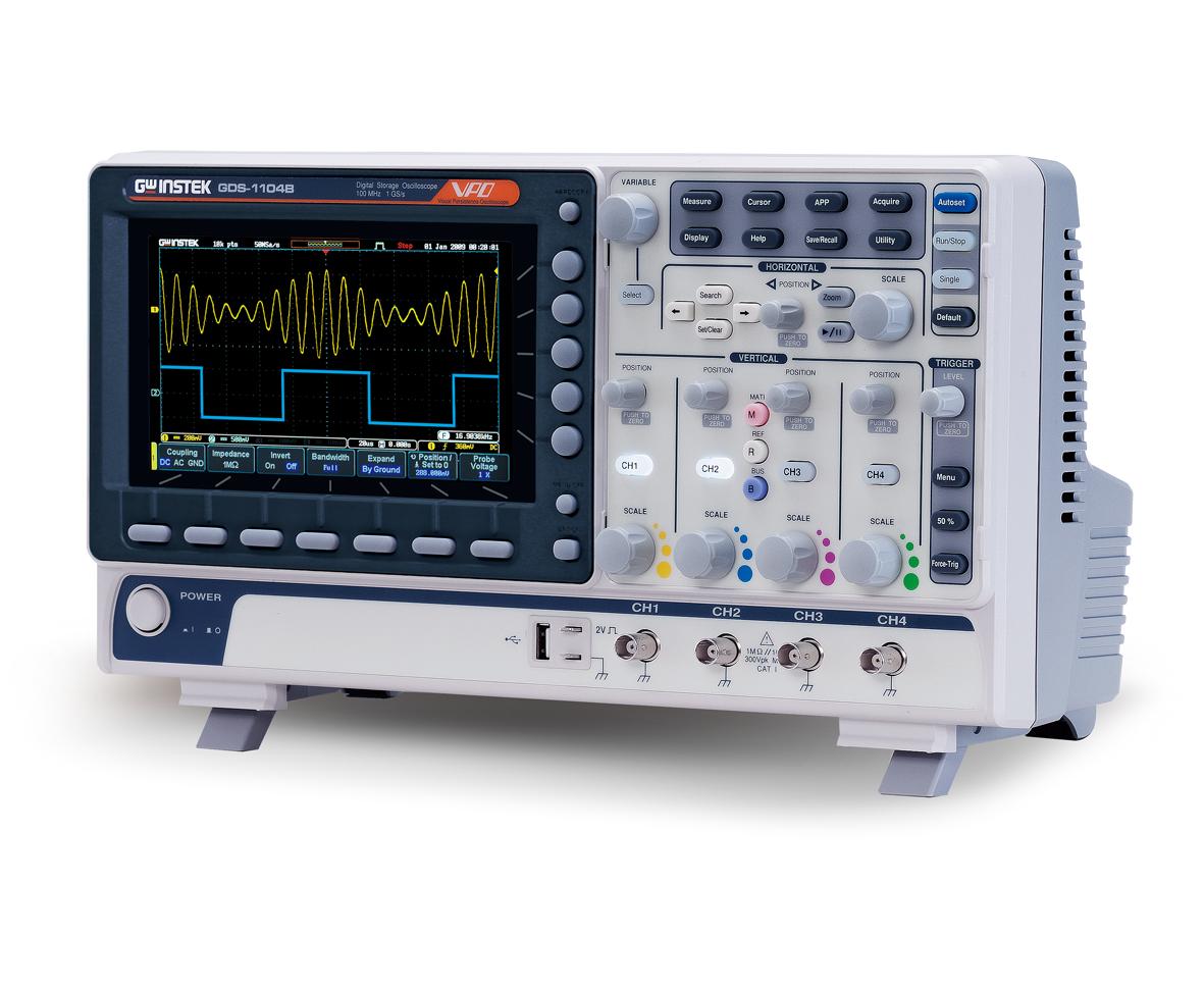 GDS-1000B系列数字示波器