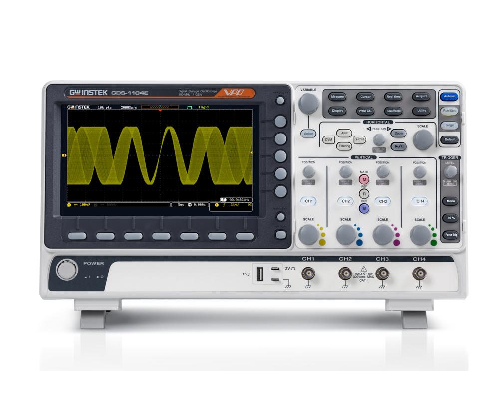 GDS-1000E系列数字示波器