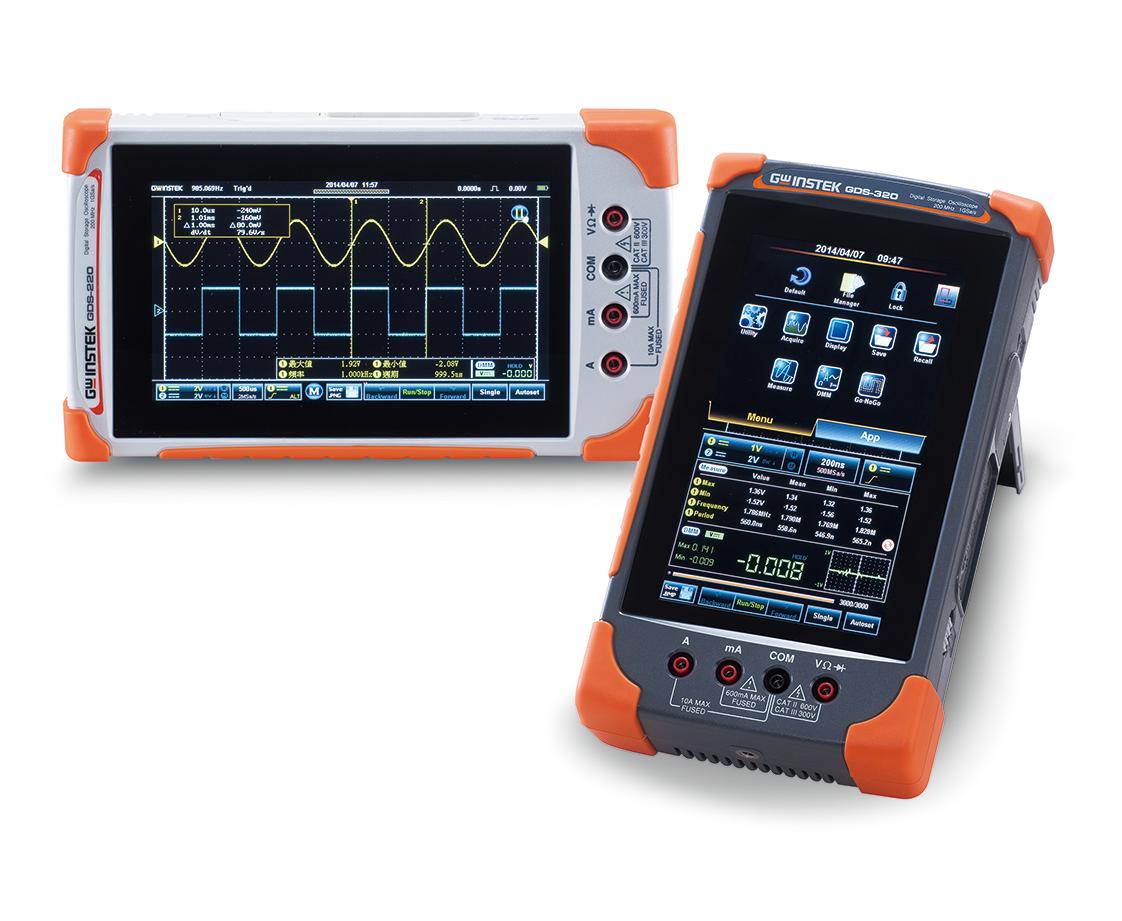 GDS-300 / GDS-200手持数字示波器