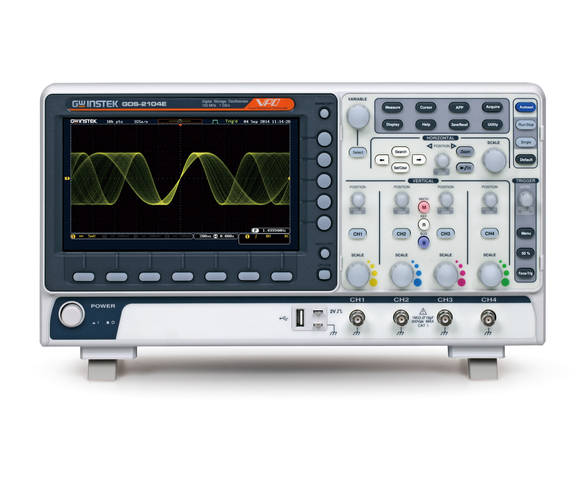 GDS-2000E系列数字示波器