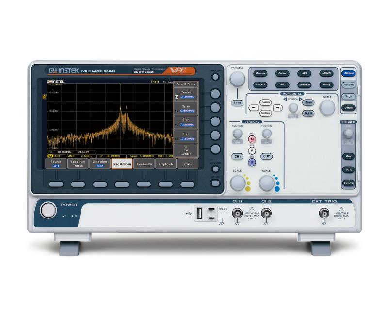 MDO-2000A系列示波器