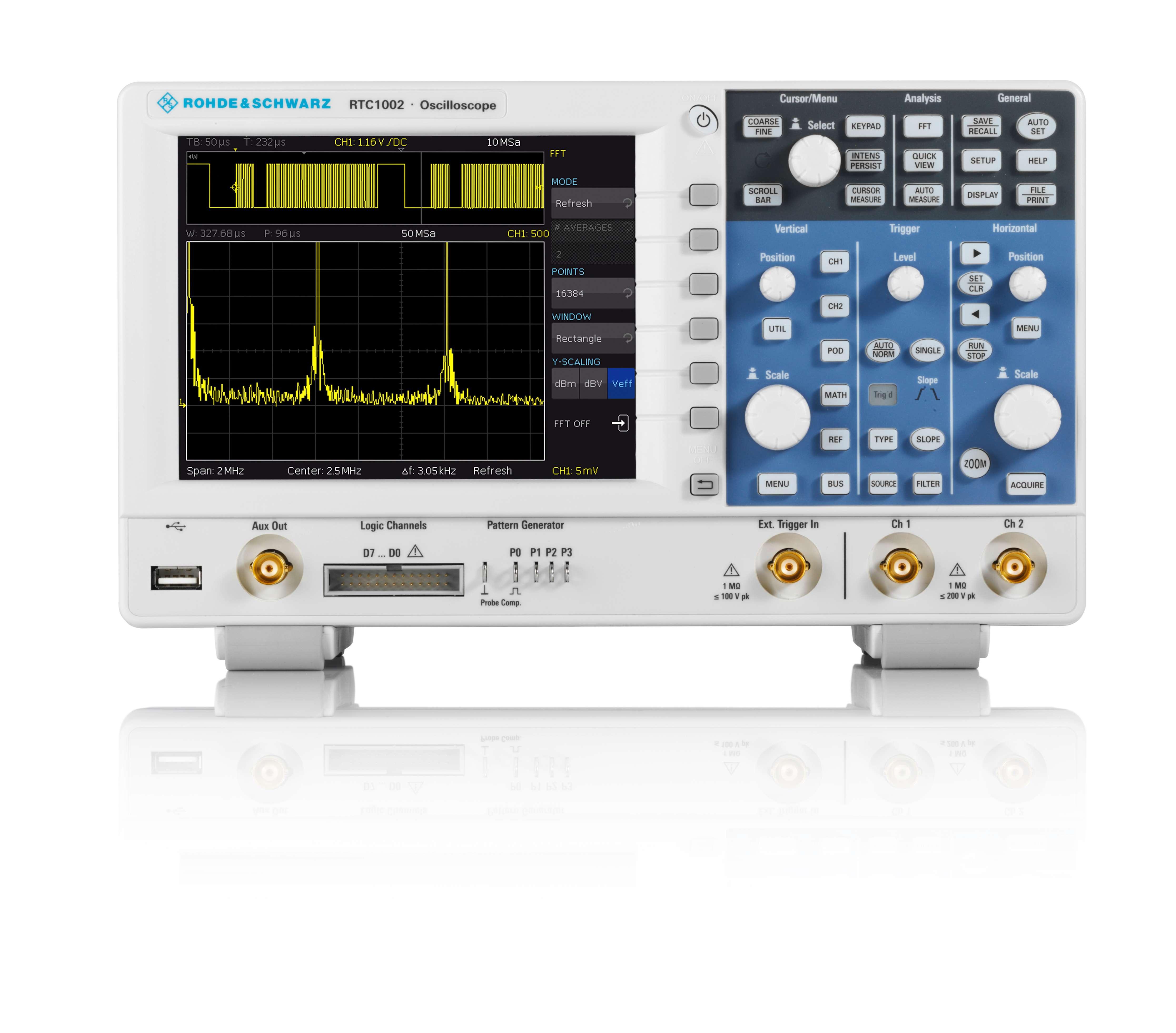 R&S®RTC1000 示波器