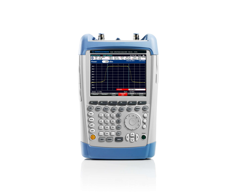R&S®FSH 手持式频谱分析仪