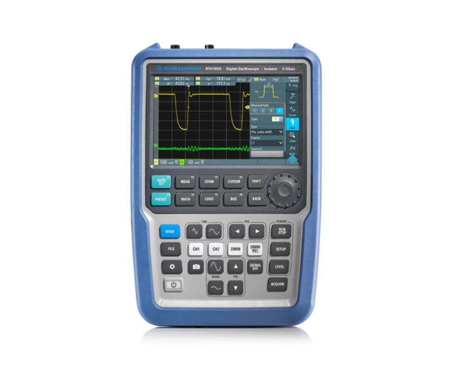 R&S® FPH 手持式频谱分析仪