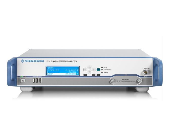 R&S®FPS 信号与频谱分析仪