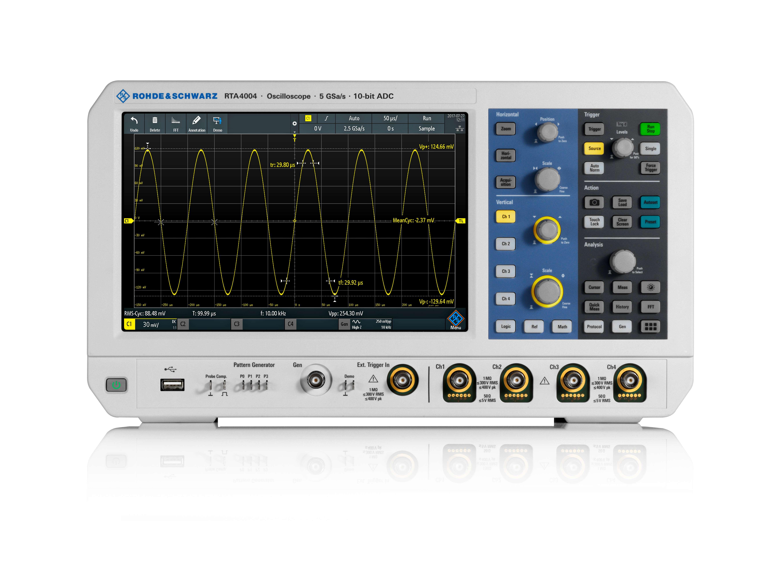 R&S®RTA4000 示波器